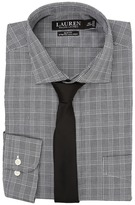 Lauren Ralph Lauren Slim Fit Stretch Poplin Dress Shirt