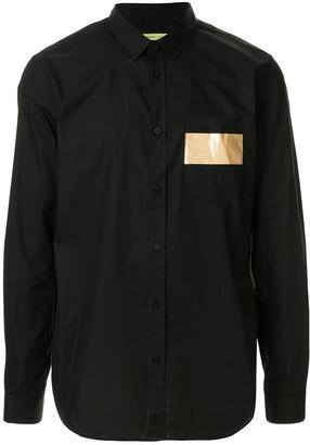 Versace Pocket Detail Shirt