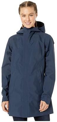 Arc'teryx Codetta Coat (Black) Women's Coat
