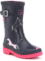 Joules Girls Waterproof Welly Boots