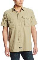 Dickies Men's Ultimate Performance Short-Sleeve Work Shirt