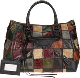 Patchwork Arena Sunday Tote
