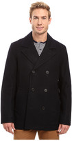 Tommy Hilfiger Wool Melton Classic Peacoat