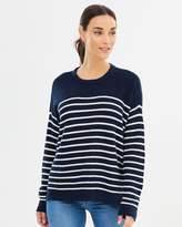 Polo Ralph Lauren Striped Crew-Neck Sweater
