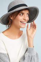 Anthropologie Alzada Ribbed Floppy Sweater Hat