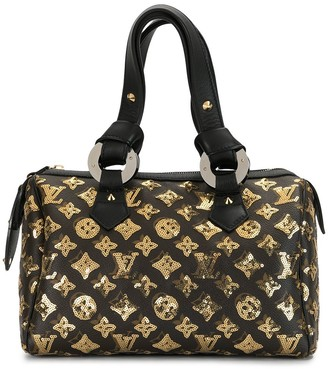 Louis Vuitton 2009 pre-owned Speedy Eclipse 30 tote
