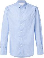 Officine Generale classic shirt - men - Cotton - S