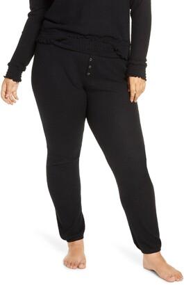 BP Smocked Thermal Jogger Pants