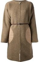 Tsumori Chisato collarless coat