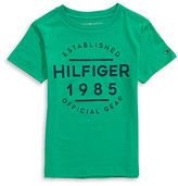 Tommy Hilfiger Established Graphic T-Shirt