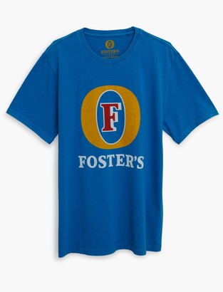 Lucky Brand Fosters Lager Tee