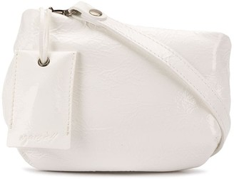 Marsèll leather-tag crossbody bag
