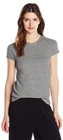 MiH Jeans Women's Range Striped Tee Shirt