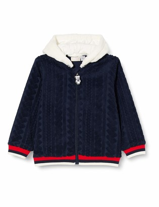 Chicco Boy's Cardigan Con Cappuccio Staccabile Detachable Hood