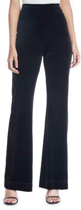 Anatomie Alene Velvet Wide-Leg Pants