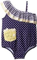 Mud Pie Daisy Swimsuit (Infant/Toddler)
