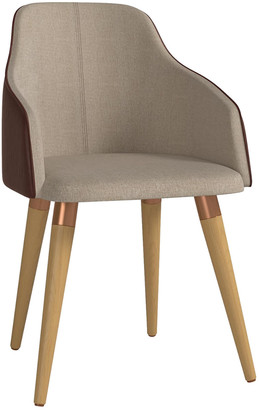 Manhattan Comfort Martha Accent Chair