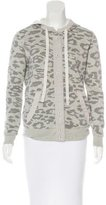 Rebecca Taylor Hooded Button-Up Jacket w/ Tags