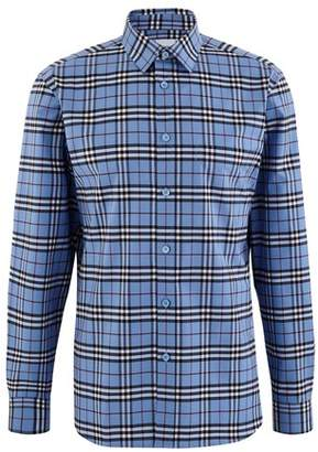 Burberry Casual cotton shirt