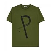 Gosha Rubchinskiy P Logo T-Shirt