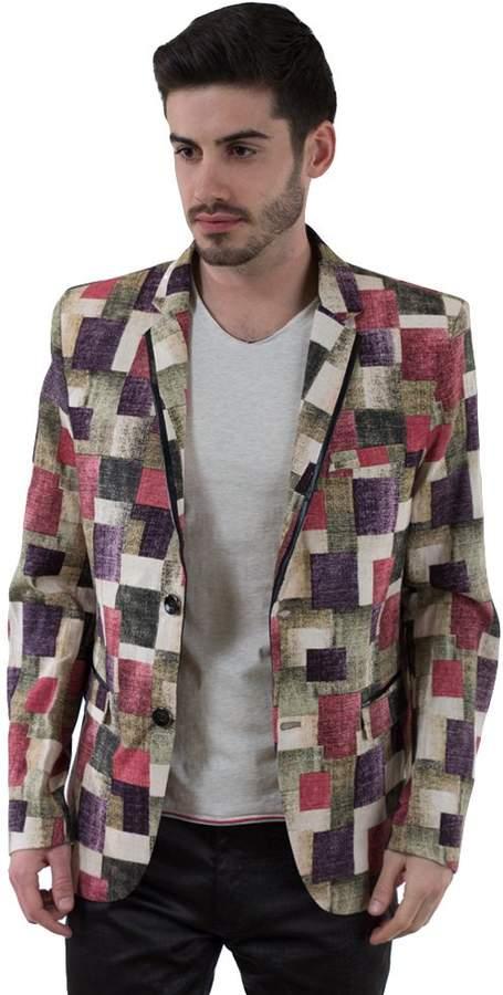 "Barabas Men's ""Vintage"" Blazer Jacket"