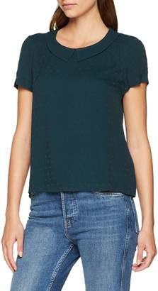 2two Women's Pleasant T-Shirt Green Sapin Medium (Size: Meidum)