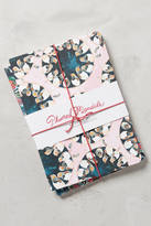 Betty Hatchett Plumed Crest Journal Set
