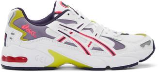 Asics White Gel-Kayano 5 OG Sneakers