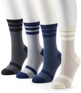 UNIONBAY Women's 4-pk. Crew Socks