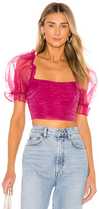Lovers + Friends Franny Top