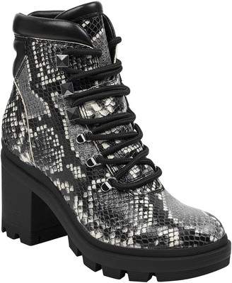 Marc Fisher Kini2 Leather Bootie