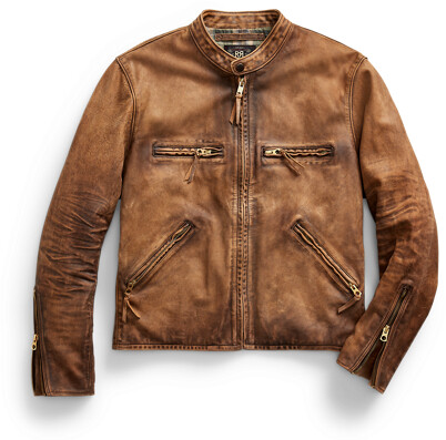 Thumbnail for your product : Ralph Lauren Leather Jacket