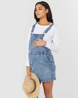 LEGOE. Denim Pinafore
