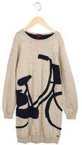 Paul Smith Girls' Intarsia Sweater Dress