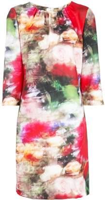 ADAM by Adam Lippes digital print dress