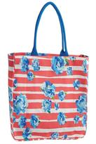 Mud Pie Daytripper Floral Tote
