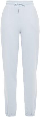 Ninety Percent Melange French Cotton-terry Track Pants