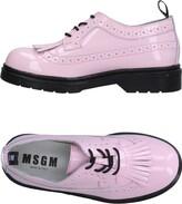 MSGM Lace-up shoes - Item 11267499