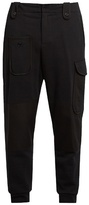 Alexander McQueen Appliqué-pocket track pants