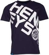 Henleys Mens Steep T-Shirt Navy