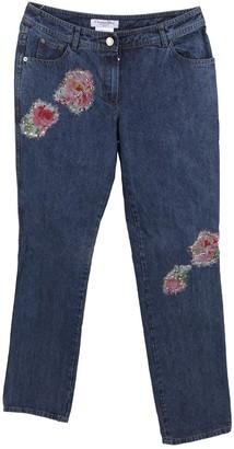 Christian Dior Multicolour Denim - Jeans Jeans