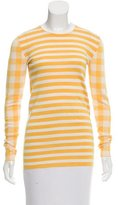 Stella McCartney Striped Gingham Top