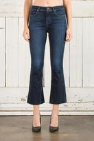 Fidelity Tabitha Cropped Flare Jeans