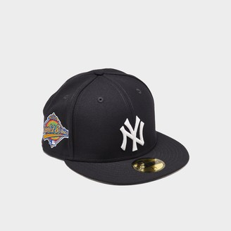 New Era New York Yankees MLB World Series Side Patch 59FIFTY Fitted Hat