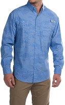 Columbia Solar Camo Shirt - Omni-Wick®, UPF 50, Long Sleeve (For Men)
