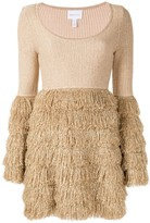 Alice McCall tiered fringe dress