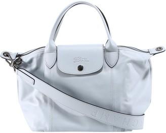 Longchamp Le Pliage Cuir Small Top Handle Bag