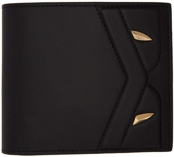 9068395d46 Black Bag Bugs Bifold Wallet