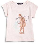 Lili Gaufrette Toddler's & Little Girl's Pink Fairy Tee