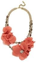 BaubleBar 'Camellia' Dual Strand Necklace